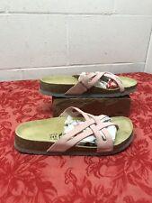 Betula Licensed By Birkenstock PINK Thong Sandals L 7-M 5 / 38.5 EU