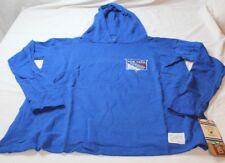New York Rangers Original Retro Brand NHL Women's Pullover Hoodie Size Medium