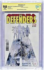 Defenders #1 1:25 Mack Variant, CBCS 9.8 NM/MT, Signed by David Mack