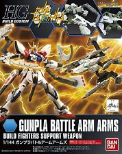 Gundam HG Build Custom 010 Gunpla Battle Arm Arms Build Fighters Support Weapon