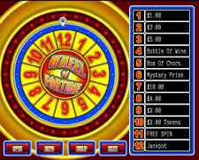 Wheel Of Fortune Software - Diamond Games LTD