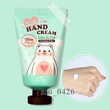Olive Shea Butter Hand Cream 35g, nail essence cream,  Moisturizing Lotion