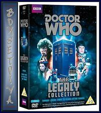 DOCTOR WHO -LEGACY COLLECTION -Shada/More Than 30 Years in the Tardis *BRAND NEW