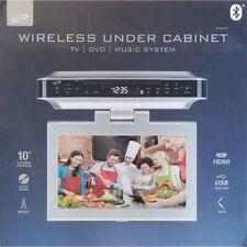 Dpi Inc Iktd1037S Under Cabinet Bt Dvd Player Wrls Hdmi/Usb Ports/Fm/Cd