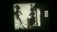 THE GRASSHOPPER AND THE ANT (1954) 16mm animation short Lotte Reiniger