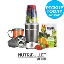 NutriBullet 600 600W 0.6L Health Blender - Graphite.