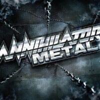 "ANNIHILATOR ""METAL"" 2 CD LIMITED EDITION NEUWARE"