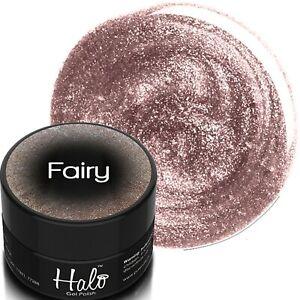 Halo Gel Polish Pot 8ml FAIRY Pure Nails UV/LED Varnish Twas The Night