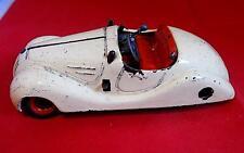 Vintage Tinplate Clockwork Schuco Examico 4001 Car, Made in Germany