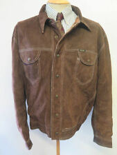Popper Suede Other Men's Jackets