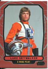 Star Wars Galactic Files 2 Base Card #462 Luke Skywalker