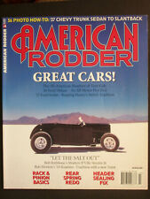 AMERICAN RODDER  Great Cars!  March 2003