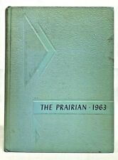 The Prairian Year Book~1963~Three Hills, Alberta~Prairie Bible Institute