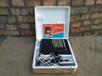 Legenda 404 Portable Cassette Record Player USSR 80s