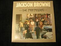Jackson Browne The Pretender 1st pressing LP Asylum 7E-1079 1976 VG+