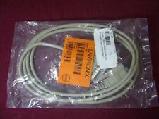 Lantronix 500-163 Null Modem Cable DB9 to DB25  (A4a)
