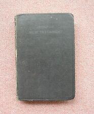 SIMPLIFIED NEW TESTAMENT ~ Daniel Austen Sommer ~ 1923 ~ VERY SCARCE !!