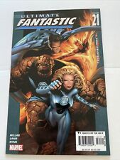 Ultimate fantastic Four 21 1st Marvel Zombies