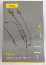 JABRA ELITE 45E WIRELESS BLUETOOTH IN-EAR HEADPHONES - COPPER