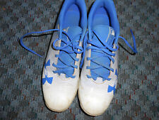 Under Armour Shoes Sneakers Cleats Size 6Y Baseball Athletic