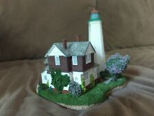 New ListingHarbour Lights - Old Point Comfort Virginia - Coa w/Box Excellent Condition!