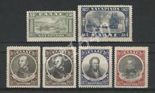 GREECE 1927-1928 Navarino MH (trace)