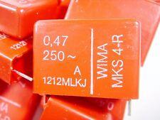 5 x SENSEO 7800-7874 Reparatur reparieren 0,47uF Entstör Kondensator #19F70#