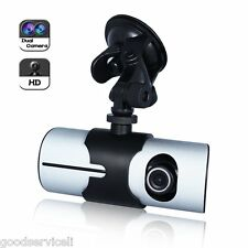 "Car DVR Recorder Full Hd 1080P Dash Cam 2.7"" LCD Screen Dual Camera 5MP with GPS"