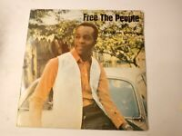 Winston Groovy-Free The People Vinyl LP 1972