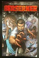 BERSERKER volume 1  (2010) Image Top Cow Comics Trade Paperback VG+