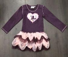 ooh la la couture Dress Girls Size 2 T