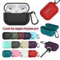 Cover Silicone Case Protective Cover Protector For Apple AirPods Pro airpod 3