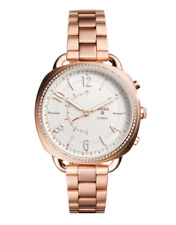 Fossil FTW1208 Hybrid Smartwatch Q Accomplice Rose Gold