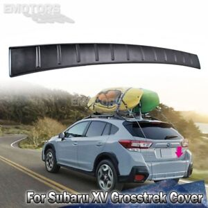 Fit For Subaru Wagon XV Crosstrek Bumper Cover Protector Step Plate Trim 2018+