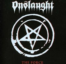 Onslaught - Force [New CD] Argentina - Import