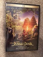 The Jungle Book DVD ( In Hand Ready To Ship)