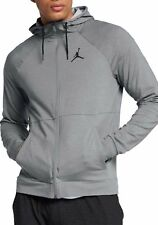 Nike Men's Size 3XL Jordan 23 Tech Sphere Full Zip Hoodie 921361 091 Grey NWT