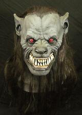 Mange Wolf Werewolf Halloween Mask Not Don Post