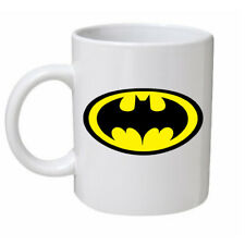 Batman Superhero DC Universe Coffee Mug Birthday Gift Present Movie Cup