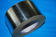 Silver Foil Aluminium Insulation Duct Tape AFC Reinforced 72mm x 50m roll