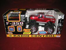 EZ-TEC R/C Monster Truck 1/20 Scale Ford F-350 Pickup Concept Truck