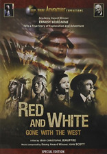 Jules Verne-red & White-gone With 0017078992922 DVD Region 1