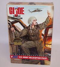 "GI Joe Classic Collection GI Jane US Army Helicopter Pilot 12"" Figure Hasbro"