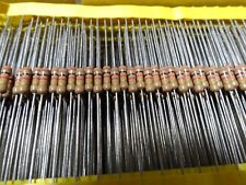 100 x 1k0 0.5 W 5% Resistori In Pellicola Al Carbonio 1/2W KOA Denco RD33-st-J 1000R 1k