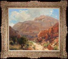 """Impressionism Art Original Oil painting landscape seascape on canvas 20""""x24"""""""