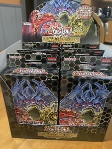 Yugioh Structure Deck Sacred Beasts Sealed English