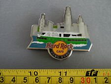 Hard Rock Cafe Hong Kong - FERRY - Alternative Logo Magnet ( No Bottle Opener )