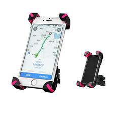 ROCKBROS Fahrrad Handyhalterung Lenker Halter Smartphone Stoßfest 360° Drehbar