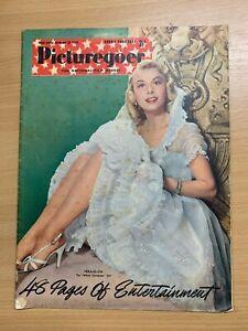 20 NOV 1954 PICTUREGOER VINTAGE MOVIE UK MAGAZINE - 48 PAGES / NORMAN WISDOM (P2