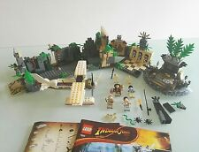 Lego Indiana Jones Temple Escape from 2008
